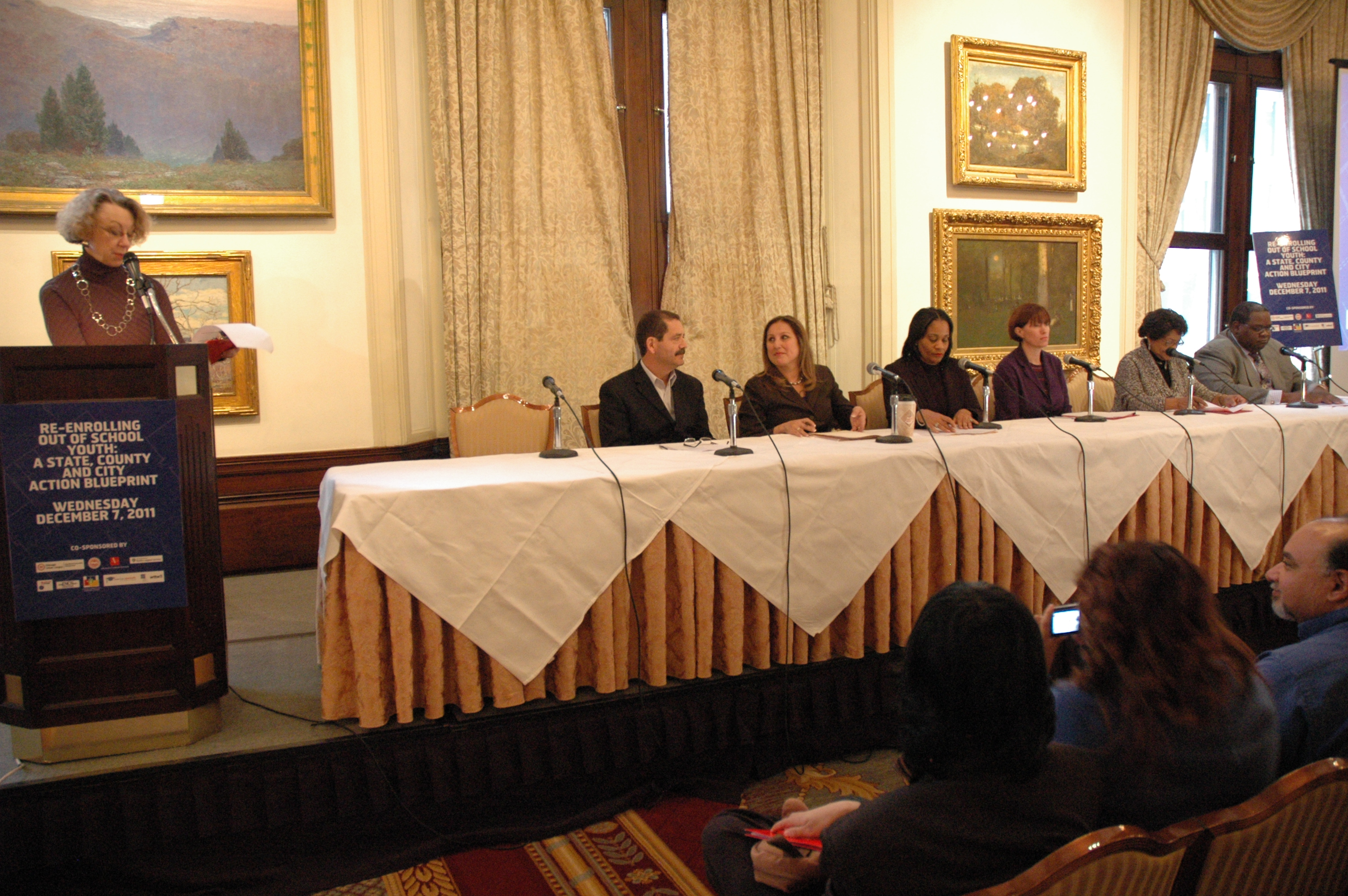 Alternative schools network thinkinc policy forum with alternative schools network and chicago urban league at the union league club chicago il december 10 2012 malvernweather Choice Image