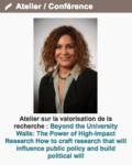 Laurie R. Glenn to lead workshop at Sorbonne.