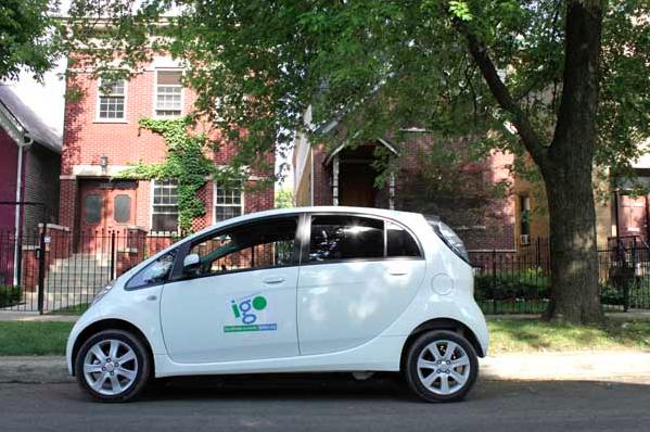 Enterprise Holdings Acquiring IGO CarSharing in Chicago
