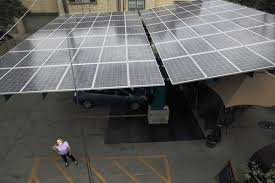 Solar Installations Power Electric Vehicles at IIT, City of Evanston & Uncommon Ground